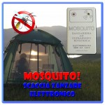 Scaccia Zanzare Elettronico