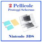 pellicola schermo nintendo 3DS