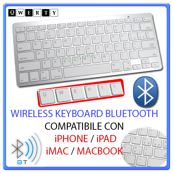 how to connect bluetooth keyboard imac