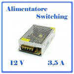 ALIMENTATORE SWITCH 3,5A