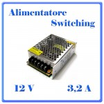 Alimentatore switching 3,2A