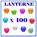 LANTERNE CINESI X 100