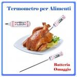 Termometro per Alimenti BIANCO