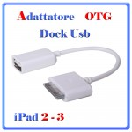 USB IPAD 2 3 DOCK