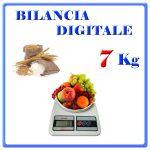 BILANCIA DIGITALE 7 KG SF-400 GV